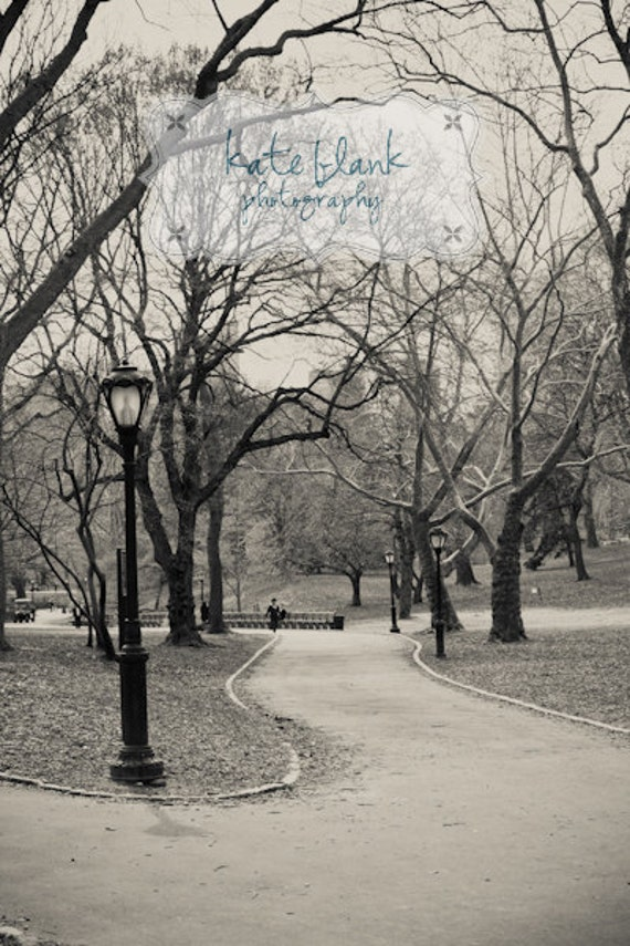 Central Park Pathway