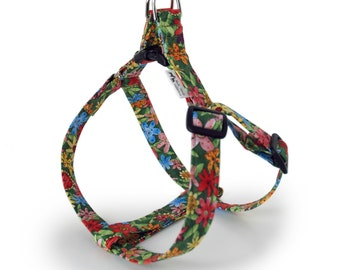 Step In Harness, Customized in Your Choice of Prints