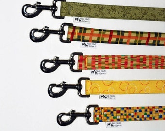 2 Foot City Leash by Neck Candy Collars