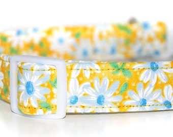 Daisy Mae  Dog Collar by Neck Candy Collars