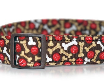 Let's Play,,,,Dog Collar from Neck Candy Collars