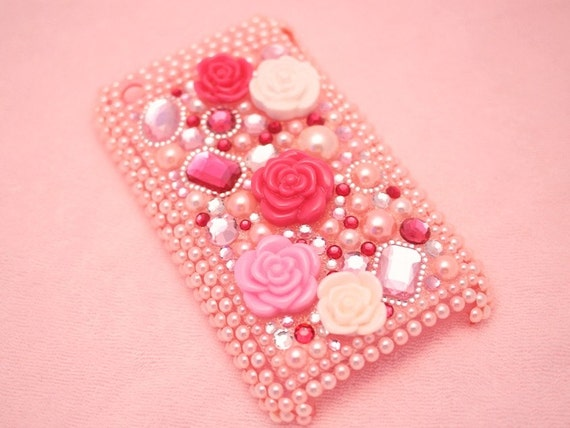 Sweet Bling Collection No.22 Case (back cover) for iPhone3Gs