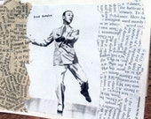 HUGE SALE Fred Astaire Greeting Card Collage
