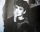 HUGE SALE Audrey Hepburn Greeting Card from Sabrina (1954)