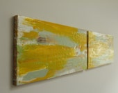 Encaustic Duo: The Brightness