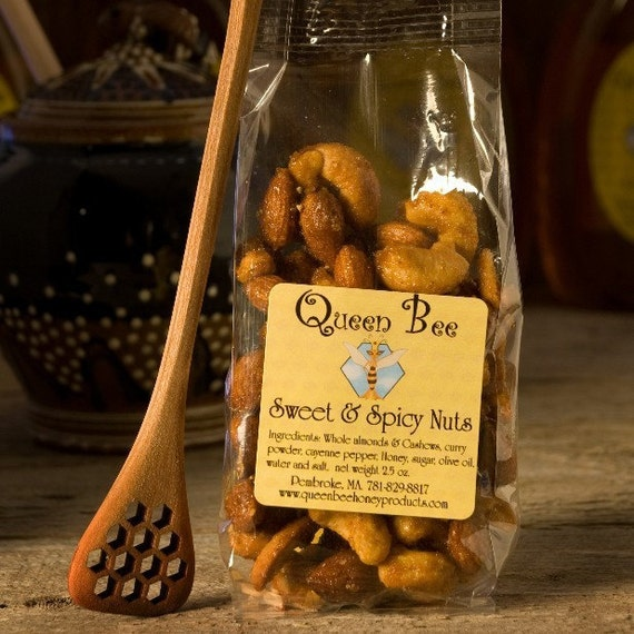 Sweet and Spicy nuts, 3 bags