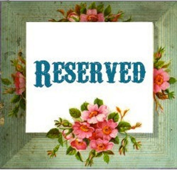 Reserved listing for Allison Ms Wedding Party- Dorsal, Blush, Magnolia-8