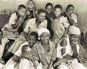 Faces Of Africa - 8x12 Fine Art Print (This Photo Was Chosen For Jones Soda Label)