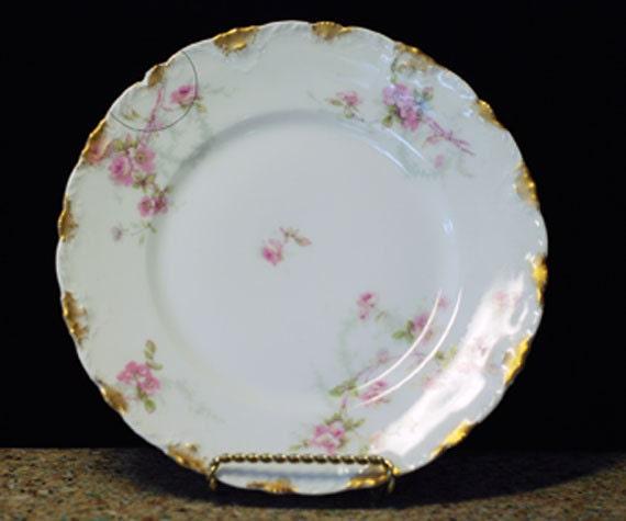 Haviland France Limoges Lunch Plate