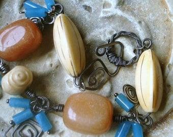 Shades of the Southwest Bracelet  C 3-2