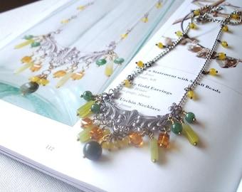 Published Design - Victorian Steampunk Necklace  C 4-7