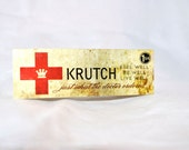 Krutch-Rx Rolling Papers (1) Pack included with krutch filter tips