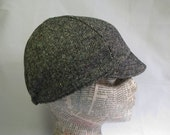 Donegal Tweed Cycling Cap