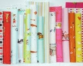 Heather Ross Munki Disney Included Fabric 23pcs. Set STASH028