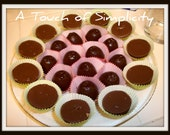 Dark Chocolate Peanut Butter Cups 2 lb. box Reserved For Yana Hurst