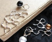 15pairs of Pinch Bail Leverback Earwires RESERVED LISTING