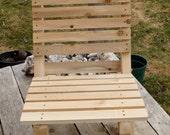 SALE Patio Chair Cedar Wood SALE