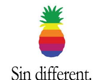 Sin Different T-Shirt
