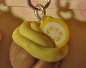 Lemon Cupcake Stitch Markers