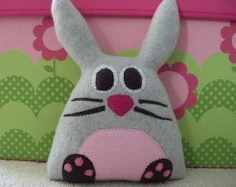 Plush Bunny Rabbit-Dusty