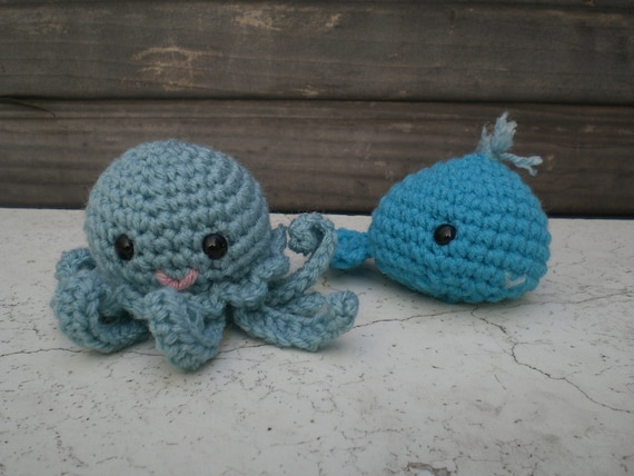 Mini Ocean Creatures Free Shipping