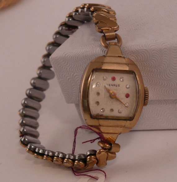 dating vintage benrus watches for sale