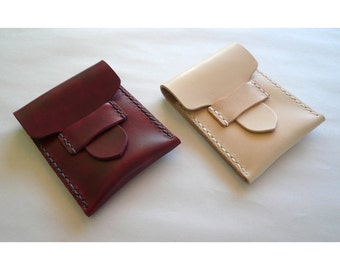 Leather Card Case 05 Wallet