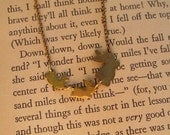 Baby Baby Bunny Necklace - Children's Size