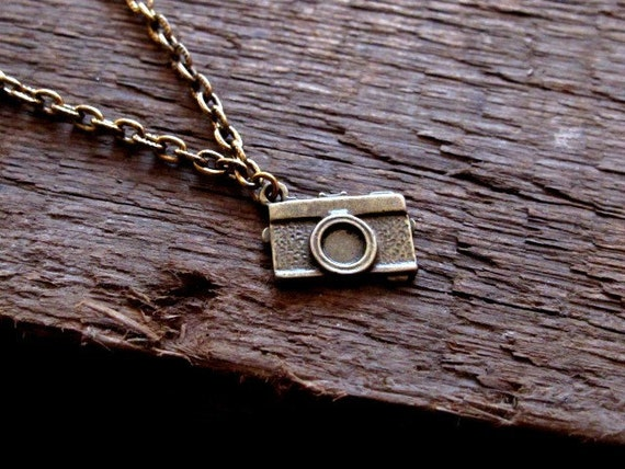 Little Camera Charm Bracelet