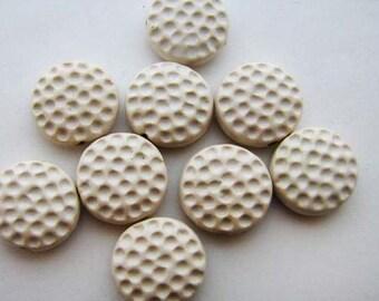 4 Small Golf Ball Pendants