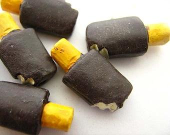 20 Tiny Popsicle Beads - CB660