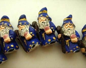 20 Tiny Wizard Beads