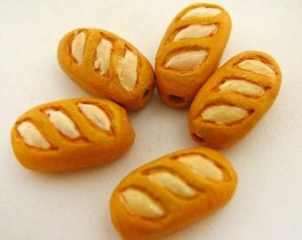 20 Tiny Baguette Beads - CB812