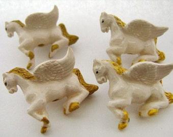 4 Large Pegasus Beads - LG248