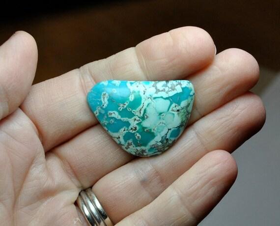 Bisbee Turquoise Cabochon - Destash