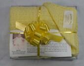 Keepsake Baby Prayer Blanket