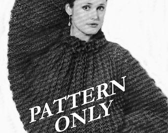 Knit pattern - Sweater - pdf pattern - instant download
