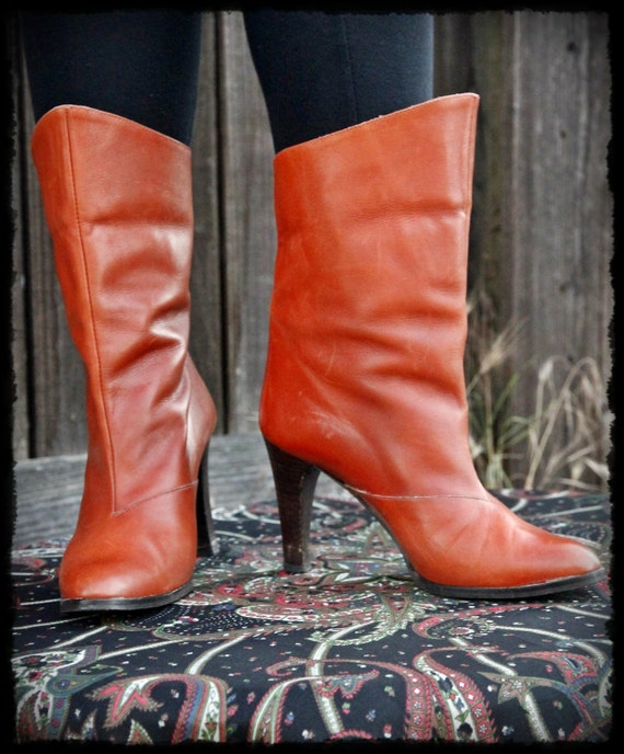 Sienna Boots Size 7