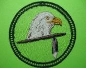 Eagle Head Ornament