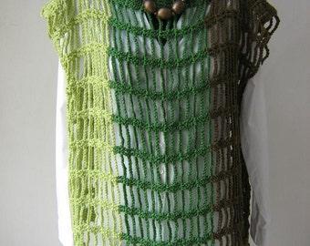 Crochet tunic - KIM