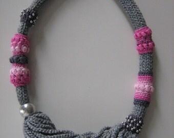 Crochet jewelry - Inca