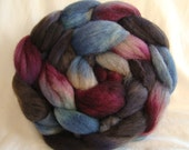 Oatmeal BFL Spinning Top/Roving - 120g