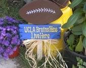 Yard Sign 328 - UCLA Bruins Fans Live Here