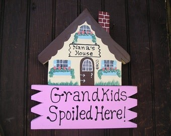 House Sign 11 - Nana's House