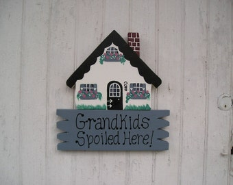 House 15 - Grandkids Spoiled Here