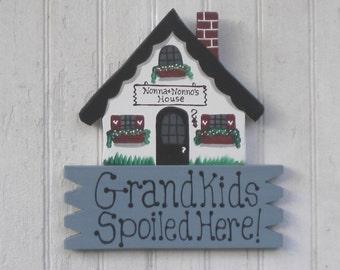 House 13 - Nonna and Nonno's House