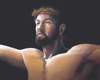 Christ II-Print