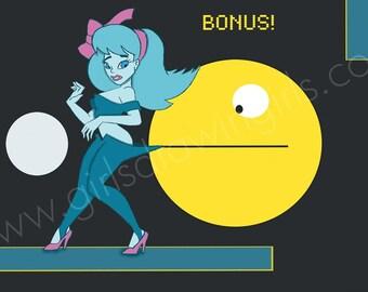 Bonus Print by GDG's Melody Severns
