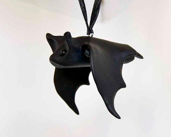Bat Ornament by Bonjour Poupette