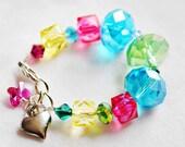 Spring Fling Baby Bracelet